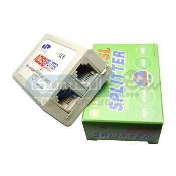 اسپلیتر ADSL جعبه سبز تک بوبین