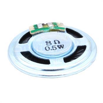 بلندگوی تخت فلزی 8Ω  قطر 36mm