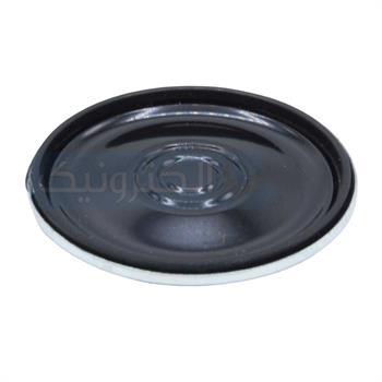 بلندگوی تخت فلزی 8Ω قطر 30mm