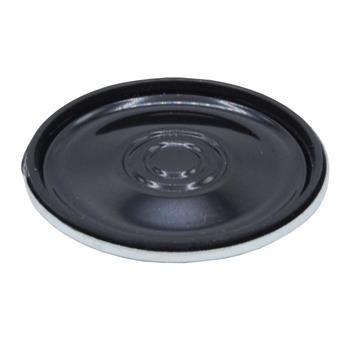 بلندگوی تخت فلزی 8Ω قطر27mm