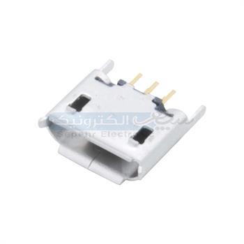 کانکتورمیکرو (5PF 180B  USB(DIP