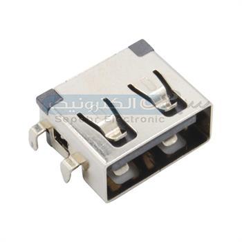 کانکتور USBمادگی تیپ AF 1/9 SMT